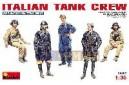1/35 Italian tank crew