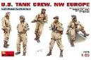 1/35 US tank crew winter