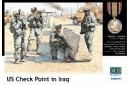 1/35 US check point in Iraq