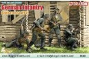 1/35 German infantry Barbarossa 1941