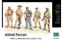 1/35 Allied Forces WWII (N. Afrika)