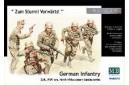 1/35 German infantry DAK