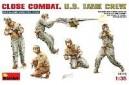 1/35 US Tank crew close combat