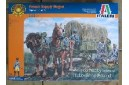 1/32 French supply wagon Napoleonic war