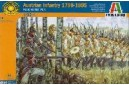 1/32 Austrian infantry 1798-1805