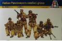 1/35 Italian paratrooper combat group