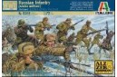 1/72 Russian infantry winter uniform