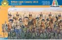 1/32 British light cavalry 1815