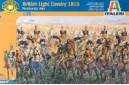 1/32 British light cavalry 1815