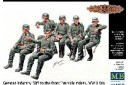 1/35 German infantry vehicle riders