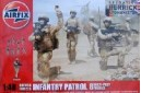 1/48 British infantry patrol