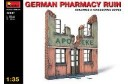 1/35 German pharmacy ruin