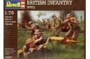 1/72 (1/76) British infantry WWII
