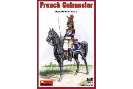 1/16 French Cuirassier w/ horse