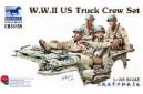 1/35 US Truck crew set