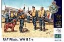 1/32 RAF Pilots WWII