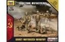 1/72 Modern Russian infantry
