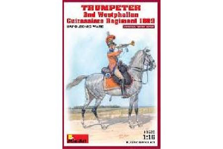 1/16 Trumpeter 2nd Wesphalian