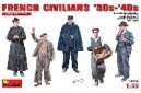 1/35 French Civilians
