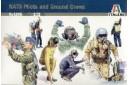 1/72 NATO pilots and ground crew