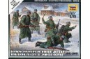 1/72 German infantry in winter uniform