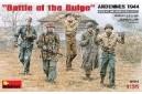 1/35 Battle of Bulge (Ardennes 1944)