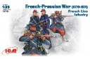 1/35 French line infantry