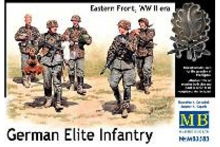 1/35 German elite infantry