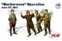 1/35 Barbarossa operation June 22nd 1941