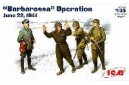 1/35 Barbarossa operation June 22nd 1941