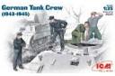 1/35 German tank crew 1943-1945
