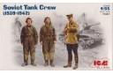 1/35 Soviet tank crew 1939-1942