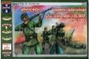 1/72 Soviet quad Maxim AA gun w/ crew