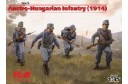 1/35 Austro-Hungarian infantry WWI