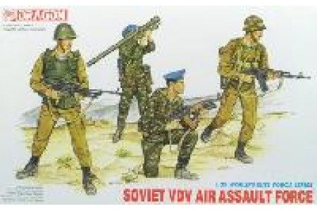 1/35 Soviet VDV air assault force