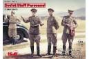 1/35 Soviet staff personnel
