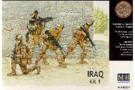 1/35 Iraq kit No. 1
