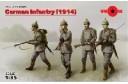 1/35 German infantry 1914