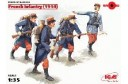 1/35 French infantry 1914