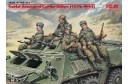 1/35 Soviet armoured carrier riders