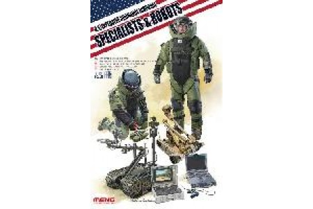 1/35 Specialists and robots