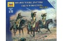 1/72 FRENCH DRAGOONS