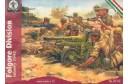 1/72 Folgore division infantry 1942