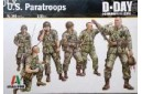 1/35 US Paratroopers