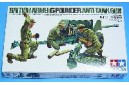1/35 BRITISH ARMY 6 POUNDER W/CREW