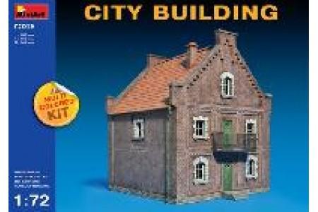 1/72 City building