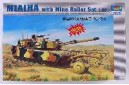 1/35 M-1A1 HA w/Mine Rolller