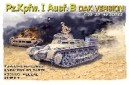 1/35 Pzkpfw. I Ausf B Dak Version