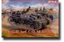 1/35 StuG III Ausf C/D Sdkfz 142