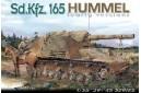 1/35 SDKFZ 165 HUMMEL